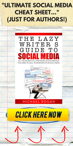 Lazy Writer's Guide to Social Media